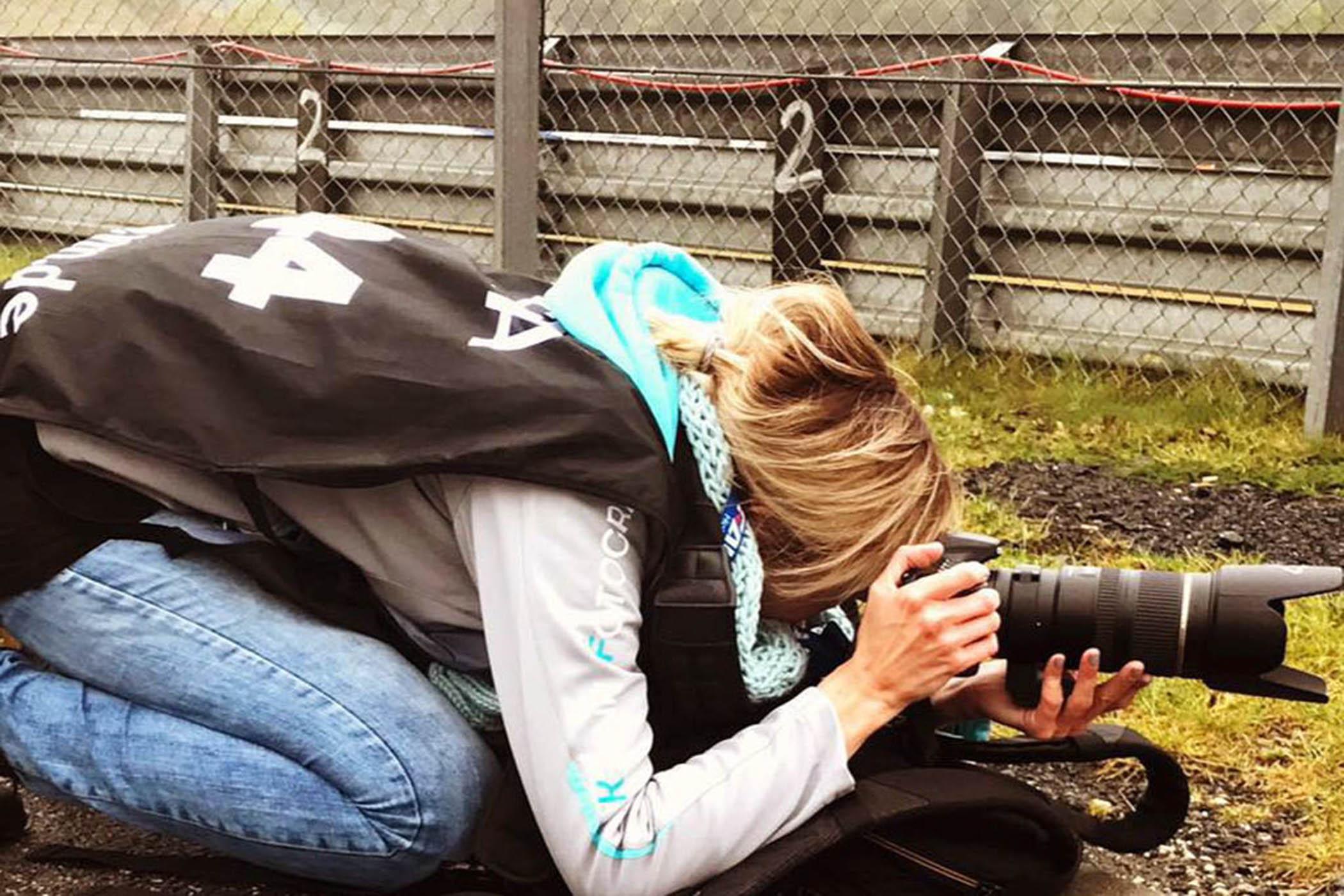 Kathrin Link Fotografie, Presse